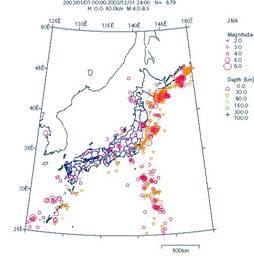 予言 当たる 地震