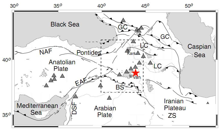2011年10月 トルコ東部の地震 | ...