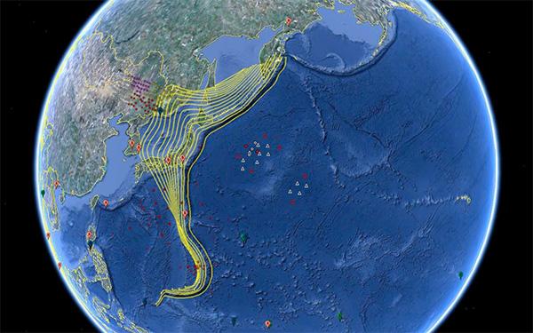 海半球観測研究センター