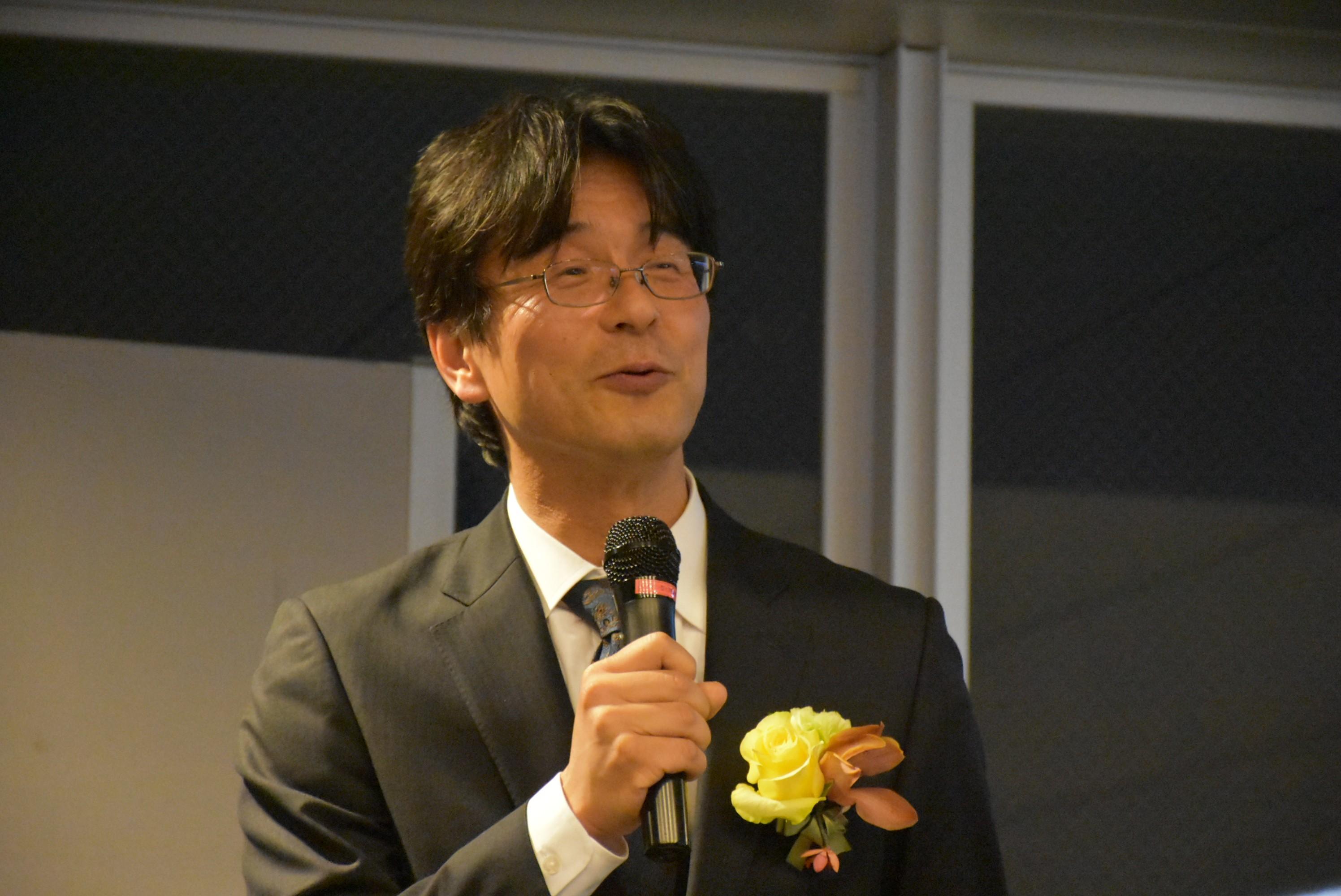 Prof. Muneo Hori's last lecture