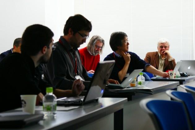 パリ地球物理研究所(IPGP)との合同ワークショップ