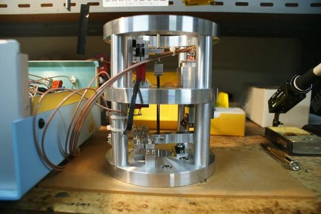 重力センサー