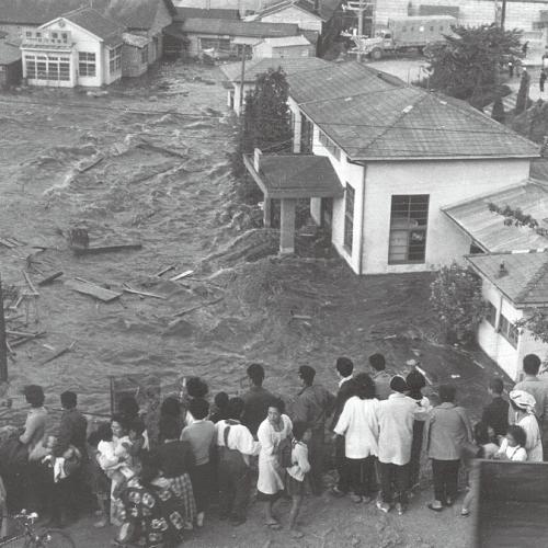 picture of tsunami