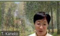 開催報告:懇談の場「衛星によって噴火推移をリアルタイムに捉える」